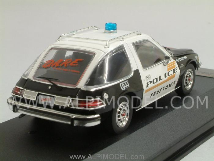 AMC Pacer X Freetown 'Dare' Police 1975 - premium-x