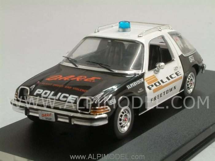 AMC Pacer X Freetown 'Dare' Police 1975 by premium-x