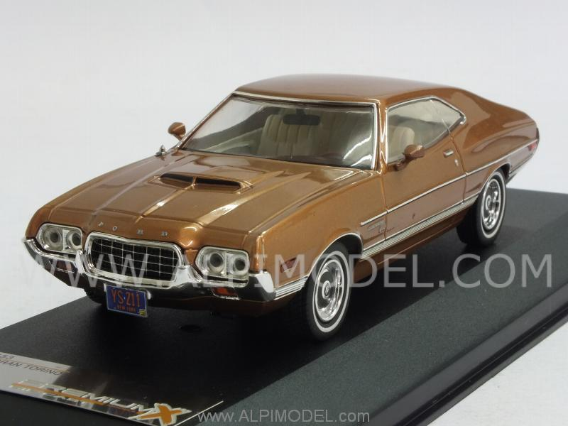 Ford Gran Torino 1972 (Gold) by premium-x
