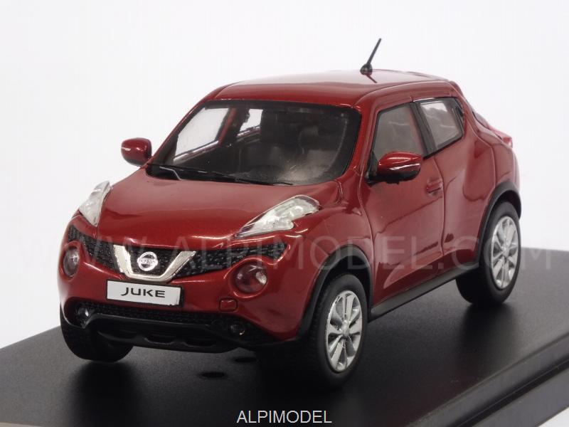 Premium X Prd197 Nissan Juke 2015 Metallic Red 1 43