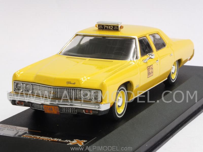 Chevrolet Belair New York Taxi 1973 by premium-x