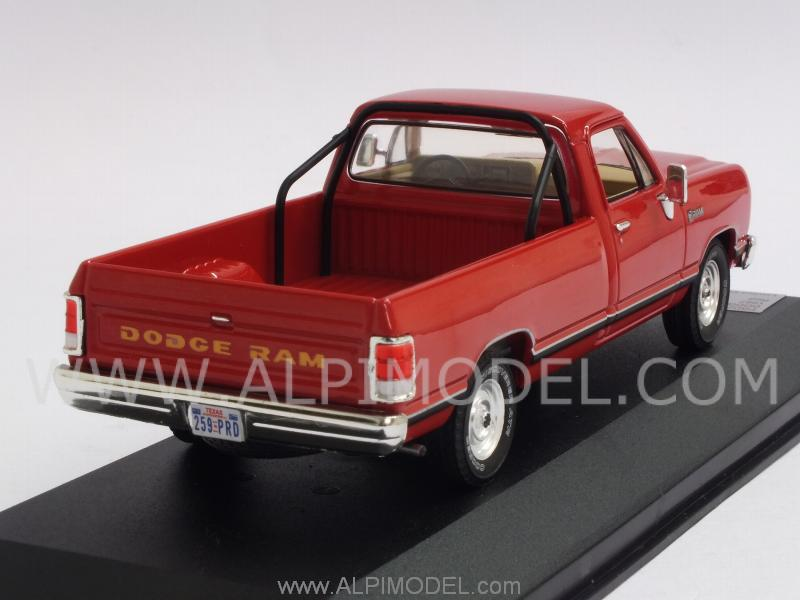 Dodge Ram 1987 (Red) - premium-x
