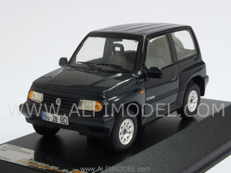 Suzuki Vitara 1992 (Dark Blue) by premium-x