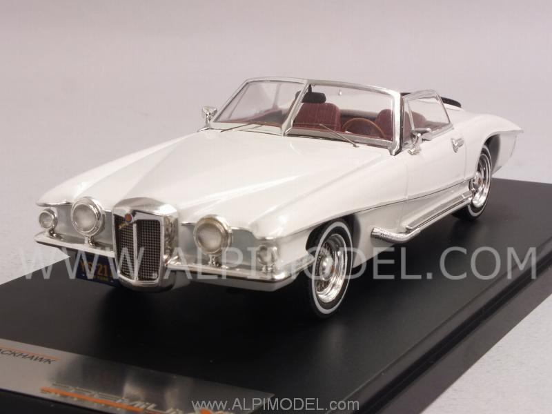 Stutz Blackhawk Convertible 1971 (White) by premium-x