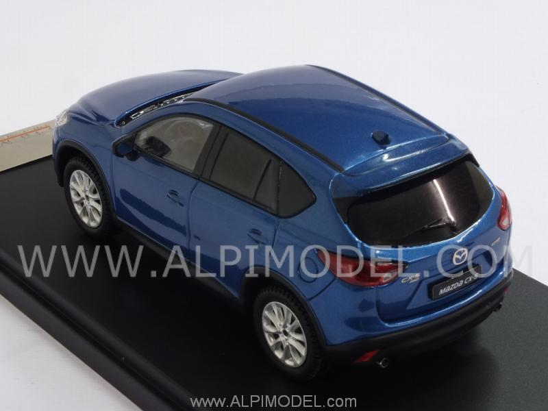 Mazda CX-5 2012 (Metallic Blue) - premium-x