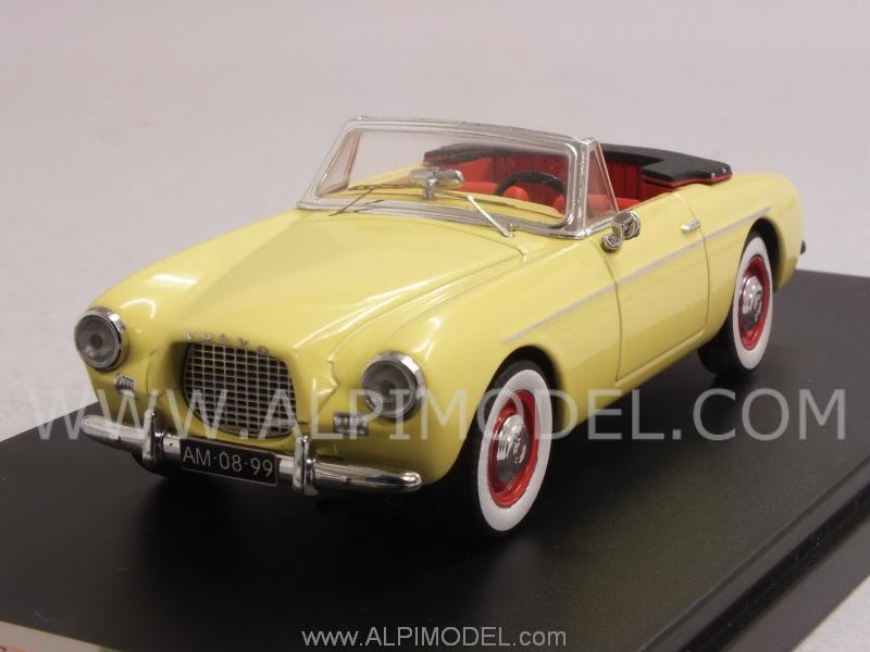Volvo P1900 Sport Convertible 1955 (Light Yellow) By Premium X