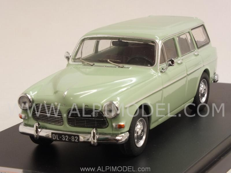 Volvo 220 Amazon 1962 (Ligh Green) by premium-x