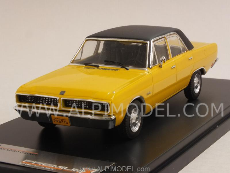 Dodge Dart Gran Sedan 1976 (Yellow/) by premium-x