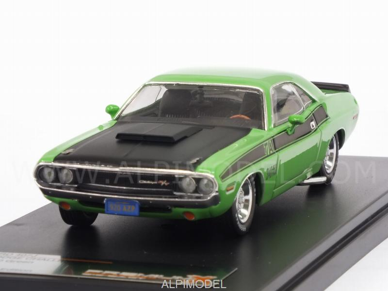 Dodge Challenger T/A 1970 (Green) by premium-x