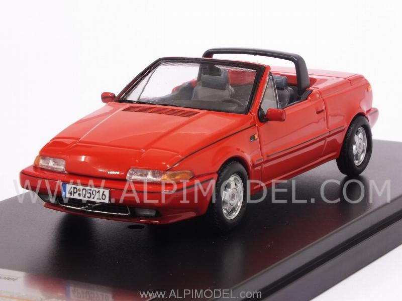 Volvo 480 Turbo Cabriolet 1990 (Red) by premium-x