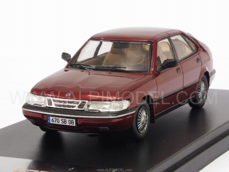 Saab 900 V6 1994 (Bordeaux) by premium-x