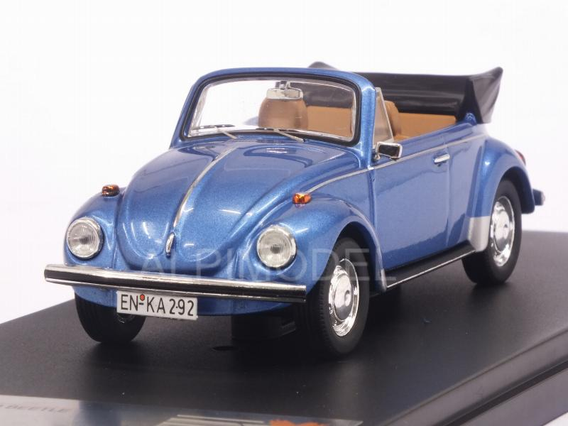 Volkswagen Super Beetle Cabriolet 1973 (Metallic Blue) by premium-x