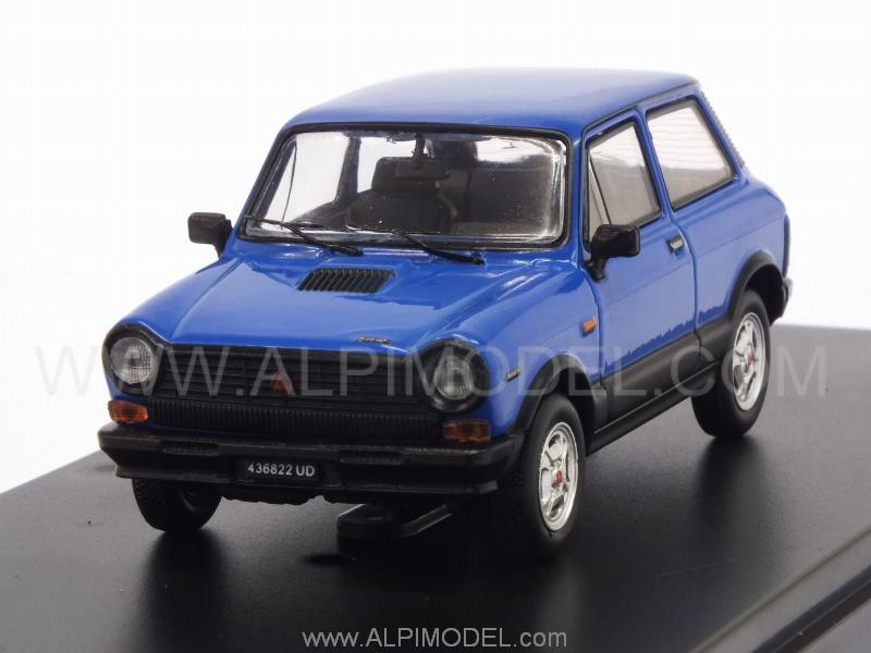 Autobianchi A112 Abarth 1980 (Blue) by premium-x