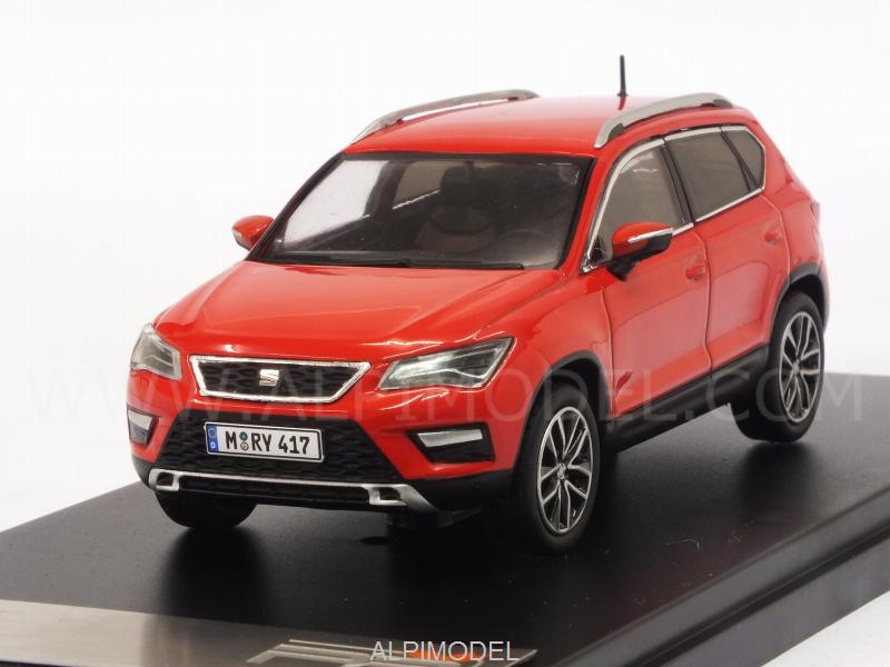Seat Ateca 2016 (Red) by premium-x