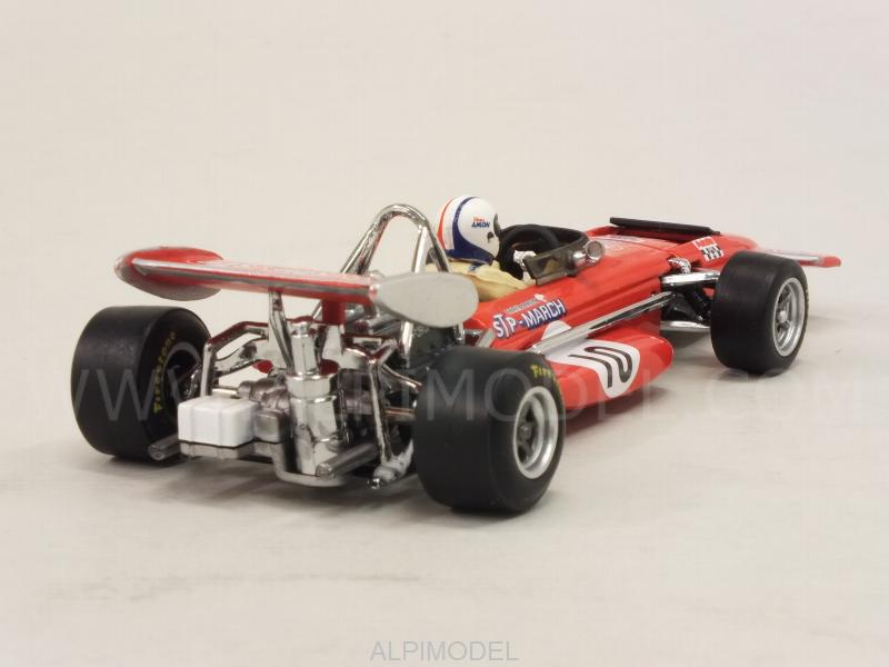 March 701 #10 GP Belgium 1970 Chris Amon - quartzo