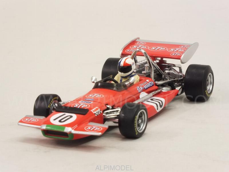 March 701 #10 GP Belgium 1970 Chris Amon by quartzo