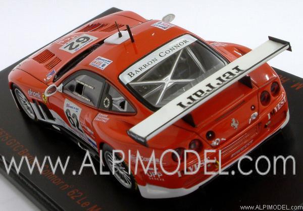 Ferrari 575 GTC Barron Connor #62 Le Mans 2004 Hezemans - Barde - Deletraz by RED LINE
