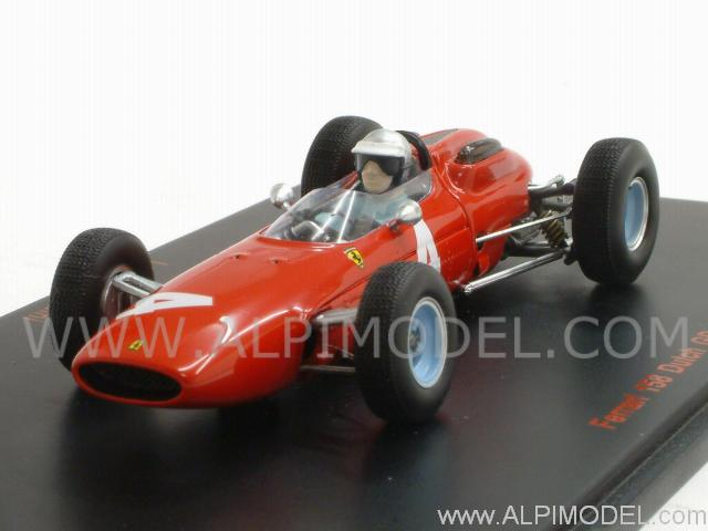 Ferrari 158 Dutch GP 1964 Lorenzo Bandini by red-line