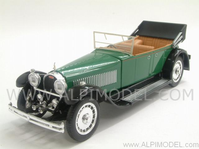 Bugatti 41 Royale Torpedo open 1927  (Green/Black) by rio