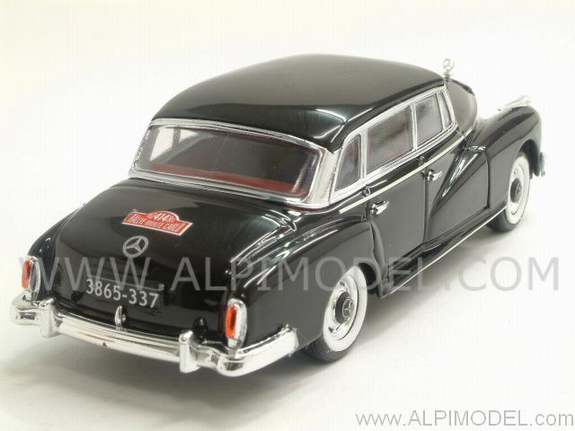 Mercedes Adenauer #414 Monte Carlo 1953 Lehmann//Sheule 1:43 Model RIO4253 RIO
