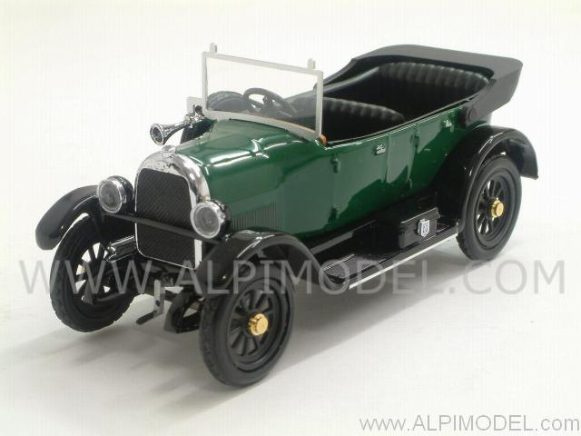Fiat 501 Sport 1919-26 (Green) by rio