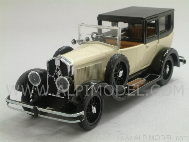 Isotta FraschiniI 8A 1924 Limousine  (White/Black) by rio