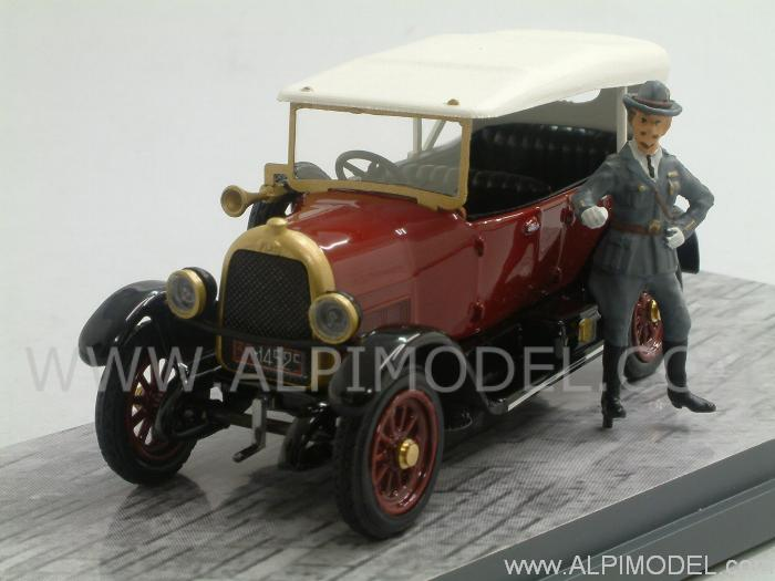 Fiat 501 Fiume 1919 Gabriele D'Annunzio (with figure) by rio