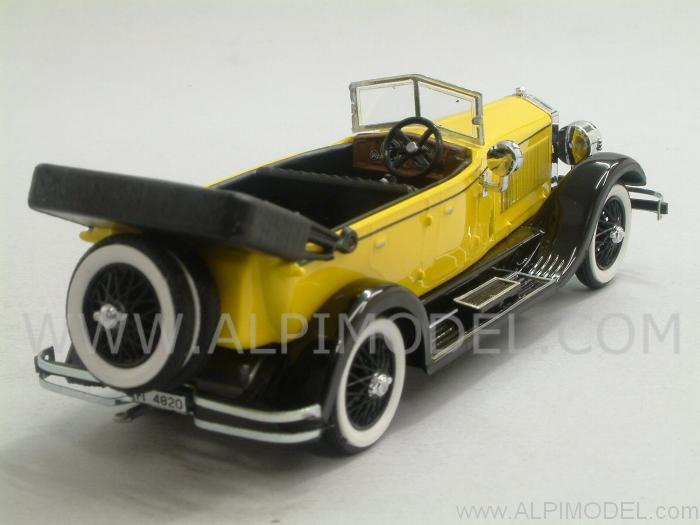 Isotta Fraschini 8A 1924 Spider (Yellow) - rio