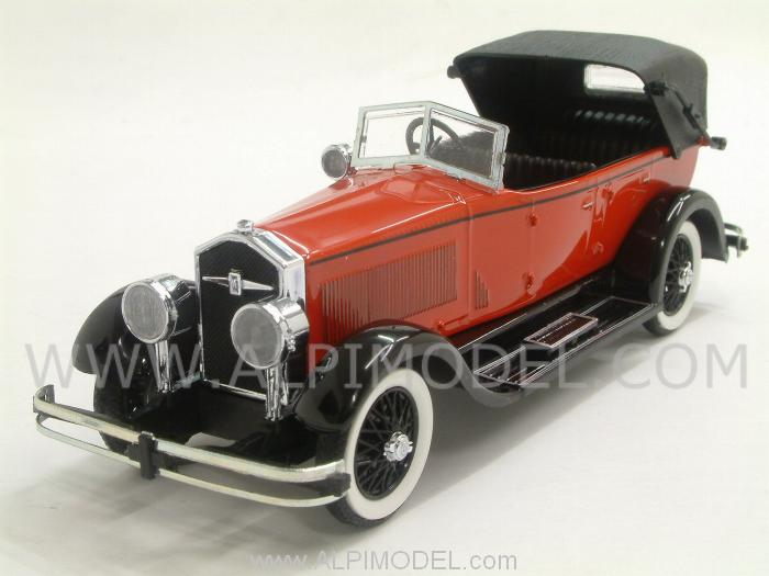 Isotta FraschiniI 8A 1924 (Red) by rio