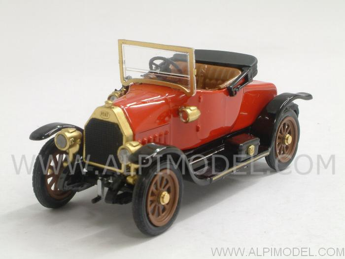 Fiat Zero 1912 Spider (Red) by rio
