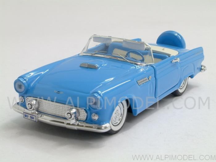 Ford Thunderbird Convertible 1956 (Light Blue) by rio