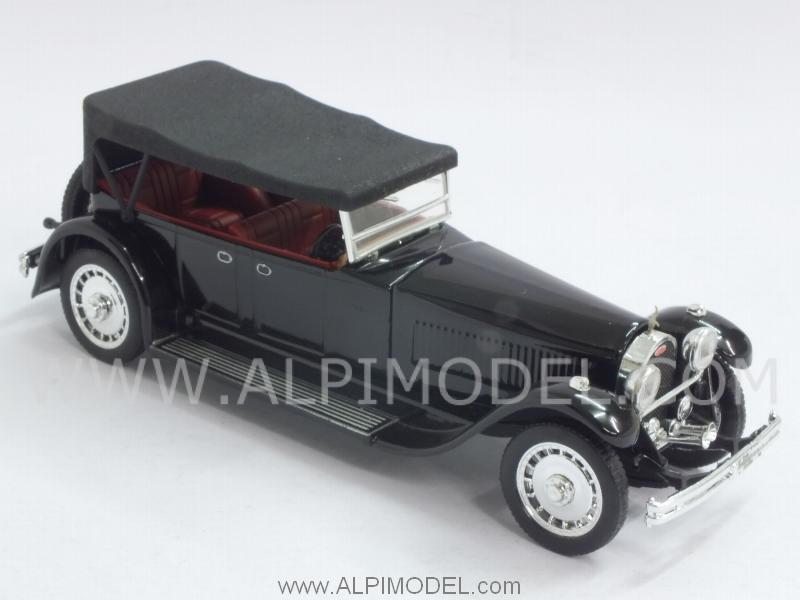 Bugatti 41 Royale 1927 Torpedo closed (Black) - rio