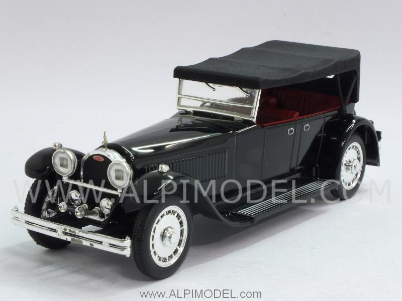 Bugatti 41 Royale 1927 Torpedo closed (Black) by rio