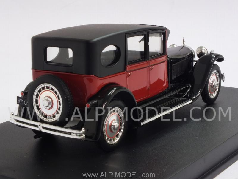 Bugatti 41 Royale 1927 (Red/Black) - rio