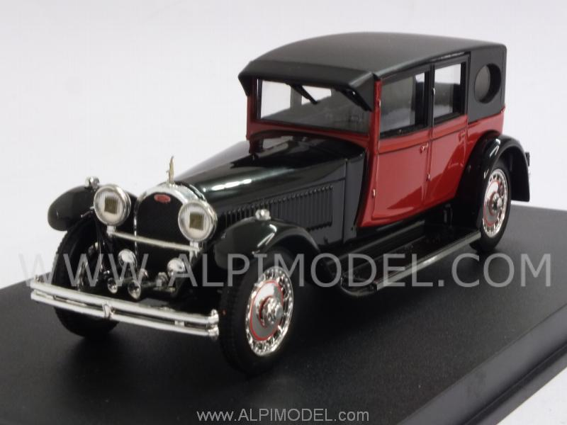 Bugatti 41 Royale 1927 (Red/Black) by rio