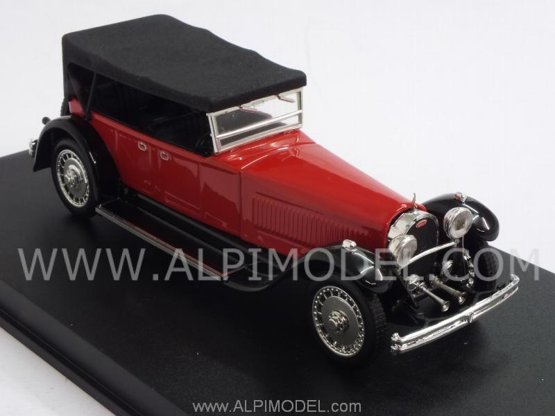 Bugatti 41 Royale Torpedo 1927 closed (red) - rio