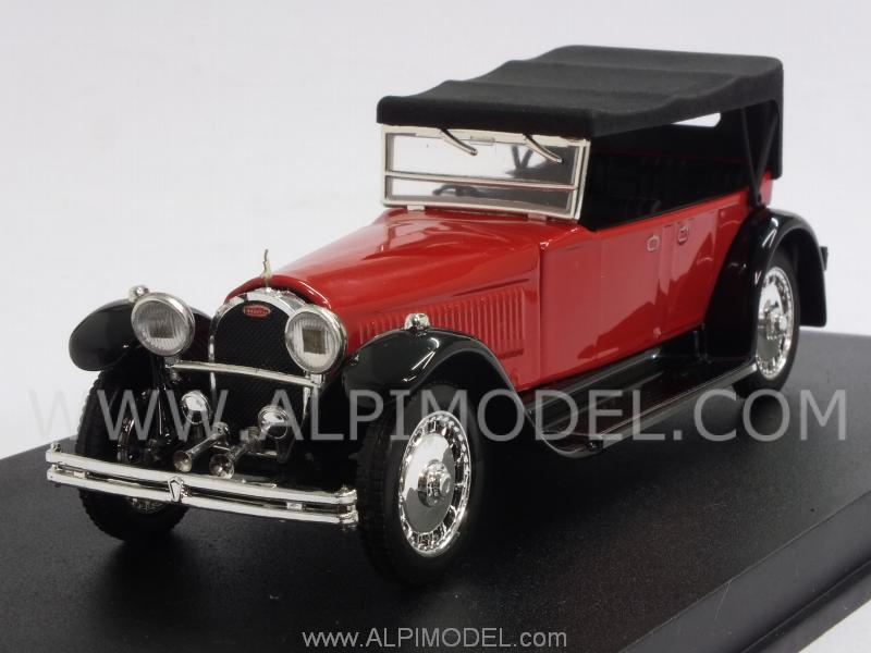 Bugatti 41 Royale Torpedo 1927 closed (red) by rio