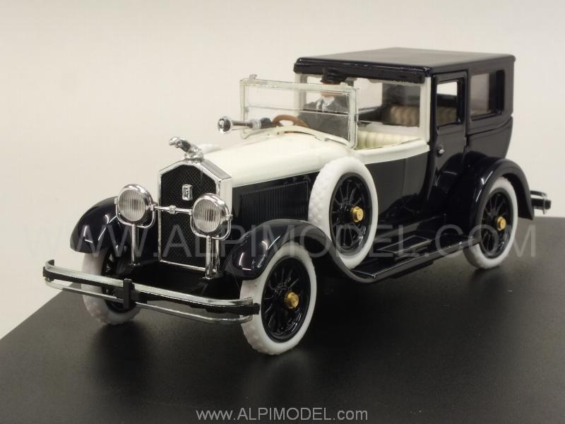 Isotta Fraschini 8A Torpedo Fleetwood 1925 Rodolfo Valentino (with 2 figurines) - rio