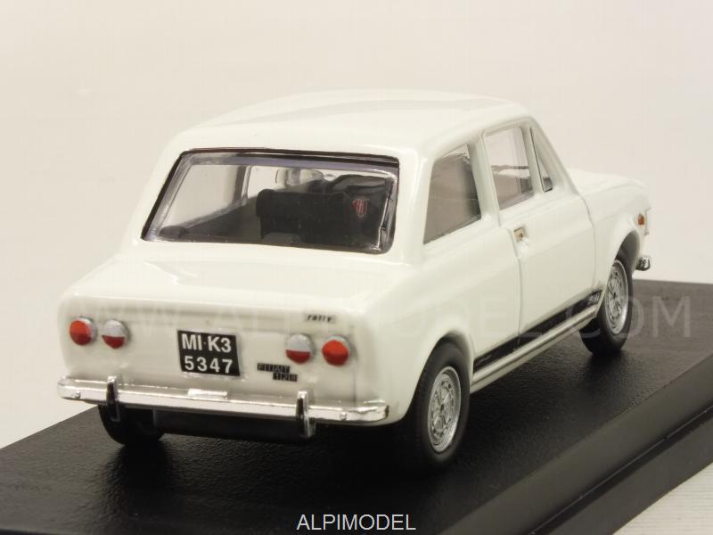 Fiat 128 Rally 1971 White RIO 1:43 RIO4540 Model