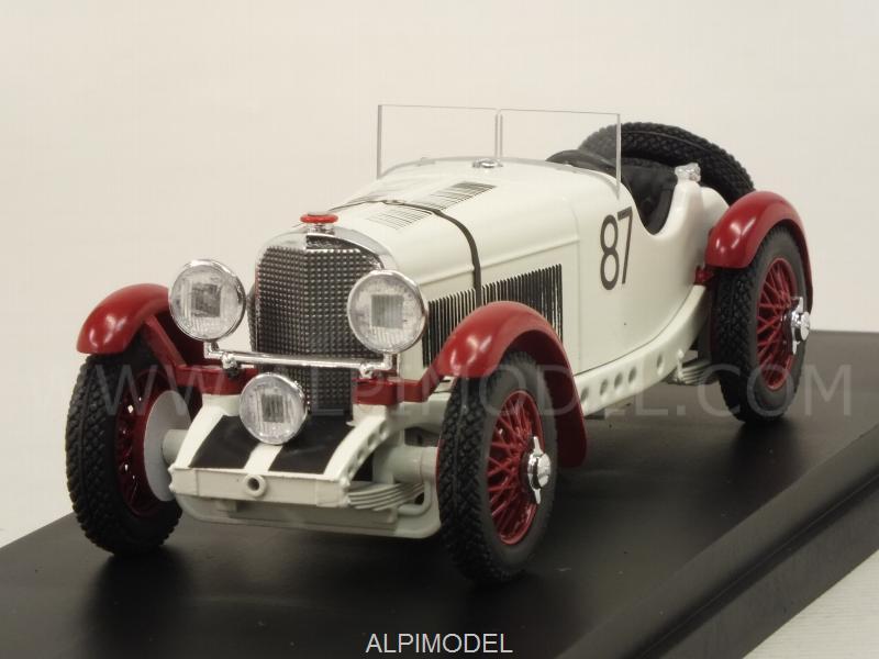 Mercedes Sskl #87 Winner Mille Miglia 1931 Rudolf Caracciola RIO 1:43 RIO4543