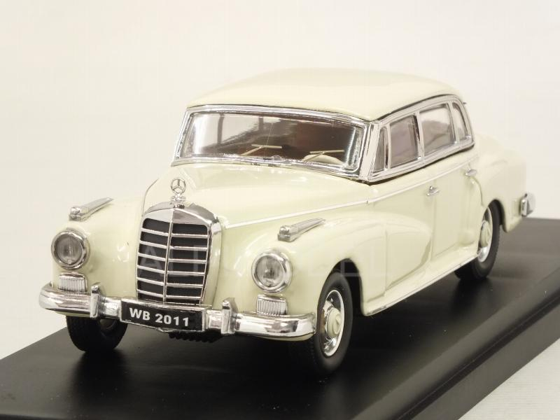 Mercedes 300L 1951  Adenauer (White) by rio