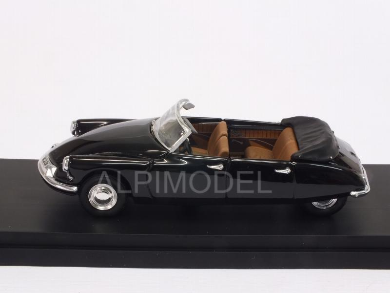 Citroen DS19 Cabriolet 4-Doors (Black) - rio