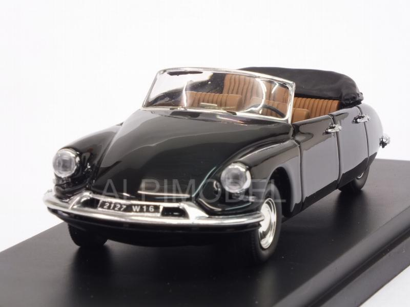 Citroen DS19 Cabriolet 4-Doors (Black) by rio