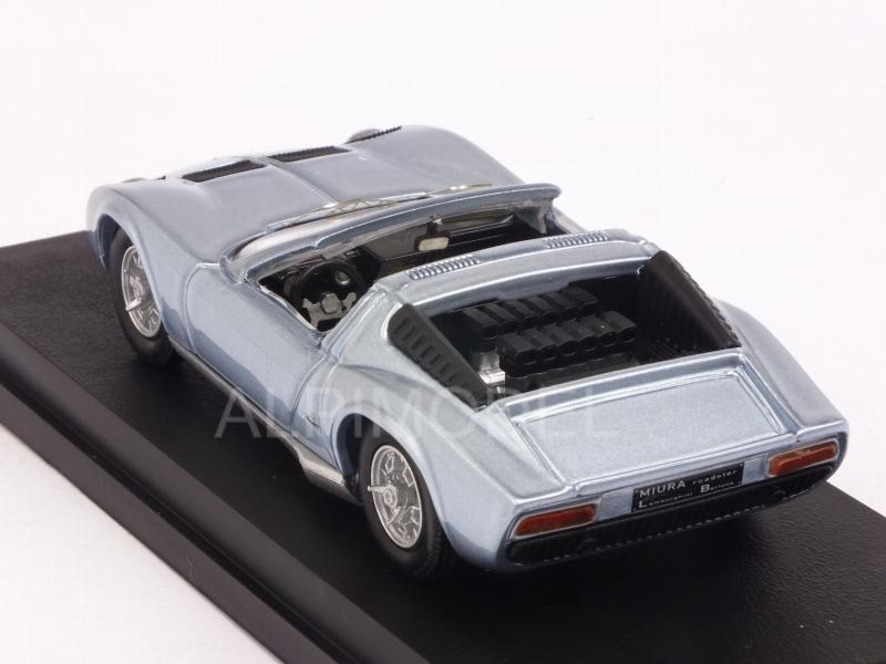 Lamborghini Miura Roadster Bertone MotorShow Bruxelles 1968 Single Sample - rio