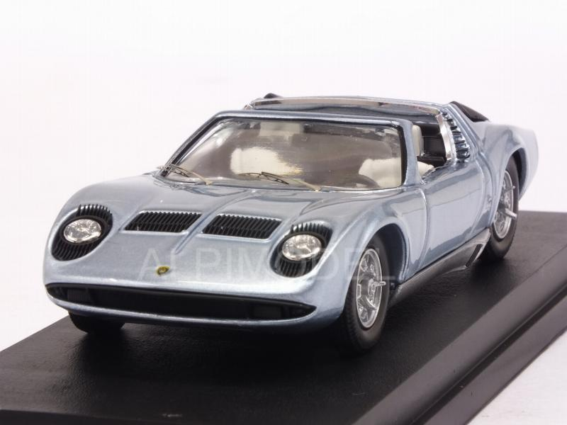 Lamborghini Miura Roadster Bertone MotorShow Bruxelles 1968 Single Sample by rio