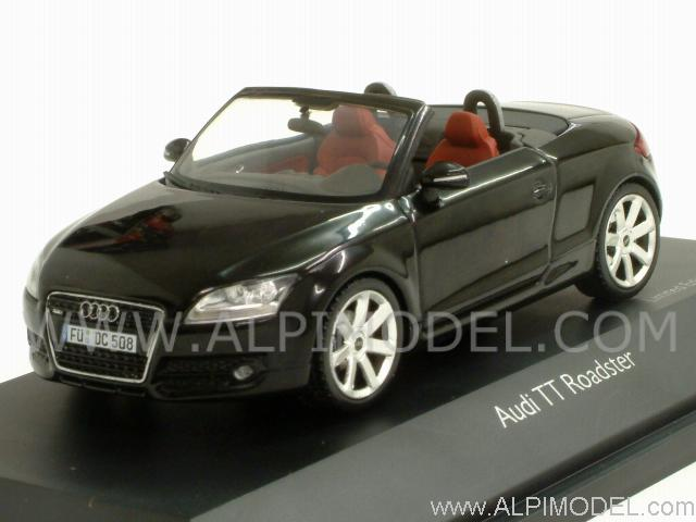 Audi TT Roadster 2006 (Brilliant Black) by schuco