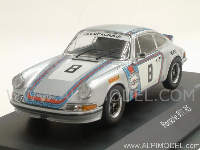 schuco porsche 911 rs 8 martini racing 1 43 scale model