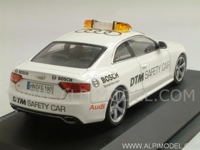 Audi RS5 DTM Safety Car 2010 Kastenholz - schuco