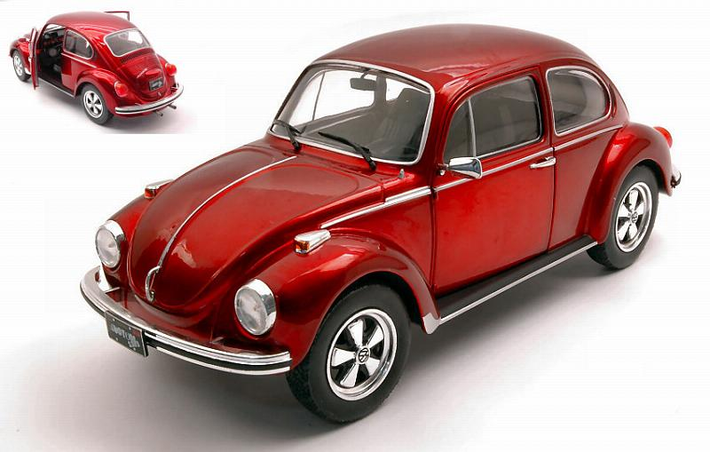 Volkswagen Beetle 1303 1974 (Custom Metallic Red) by solido