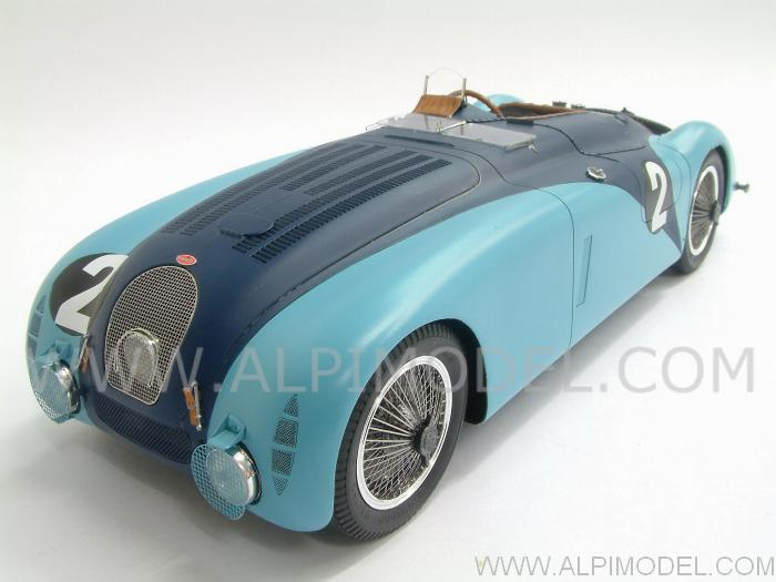 spark model bugatti 57 g 2 winner le mans 1937 wimille veyron 1 18 1 18 s. Black Bedroom Furniture Sets. Home Design Ideas